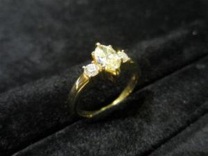 TASAKI ダイヤリング