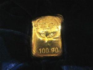 K24IG インゴット100g