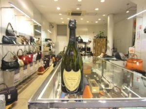 シャンパン ドンペリ 白