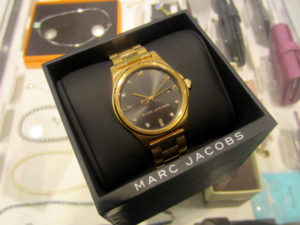 マークジェイコブス 腕時計 ヘンリー