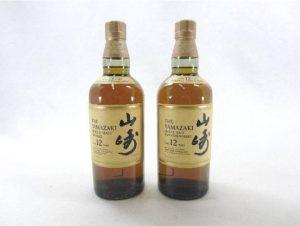 サントリー ウイスキー 山崎12年