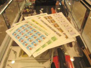 50円以上記念切手シート