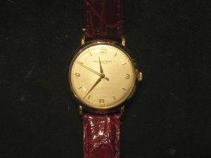 IWC K18YG ヴィンテージ腕時計 Cal.89