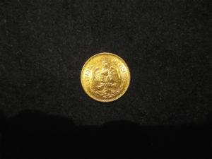 K21.6 5ペソ金貨