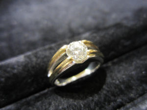 ダイヤモンド ダイヤルース 0.70ct