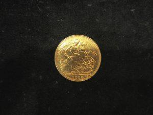 K22 ソブリン金貨
