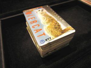金券「テレホンカード105度数大量」買い取りました!