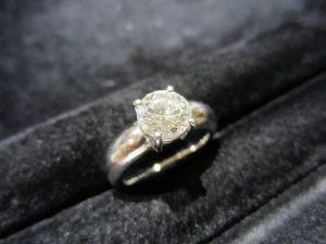ダイヤモンド「ダイヤルース 1.43ct」買い取りました!