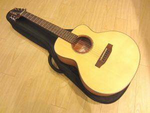 エルビス アコースティックミニギター
