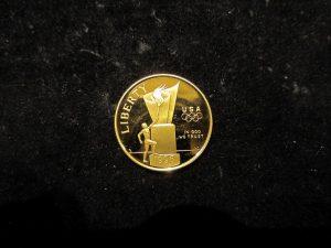 K21.6 アトランタオリンピック記念金貨