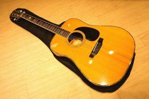 モーリス アコースティックギター W-40