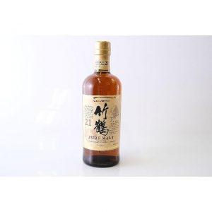 ニッカウヰスキー ウイスキー 竹鶴21年