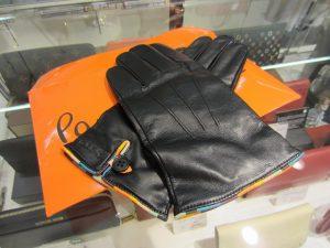 ポールスミス レザーグローブ 手袋